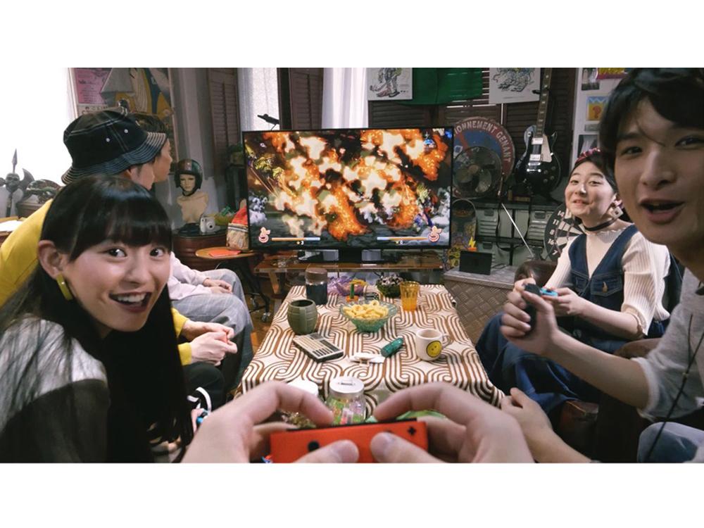 ドラゴンボールファイターズ /  テレビCM