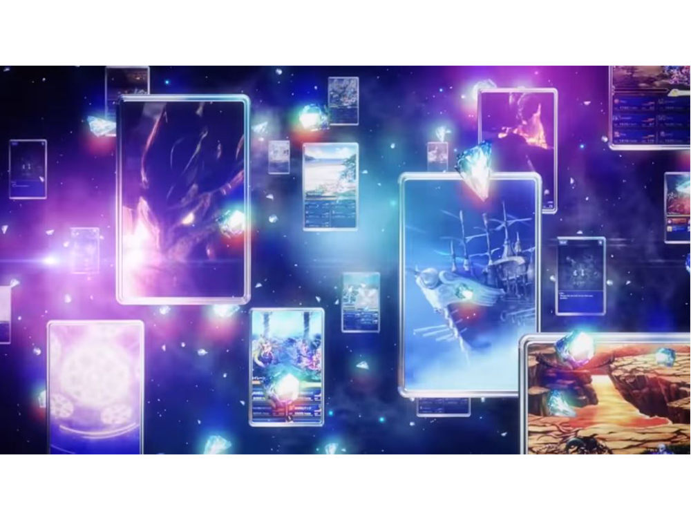 War of the Visions FINAL FANTASY BRAVE EXVIUS / トレイラー