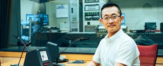 名物ラジオアナに聞く「言葉の極意」。斉藤一美が30年追求する描写力の裏側