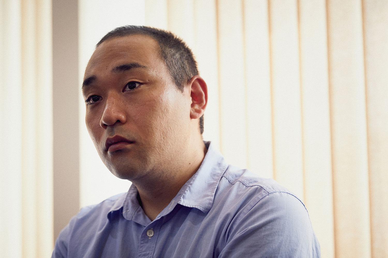 株式会社BABEL LABEL 代表 / プロデューサーの山田久人さん。大手制作会社での勤務経験を活かし、2015年に入社。BABEL LABELのディレクター陣をプロデュースする役割を担う。山田さん自身もディレクター陣と同じ大学の仲間だ