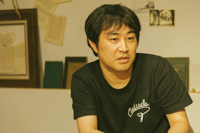 株式会社サザビー CGデザイナーの笠井繁さん。「企画から納品までワンストップでできるCG制作会社は少ないと思います」