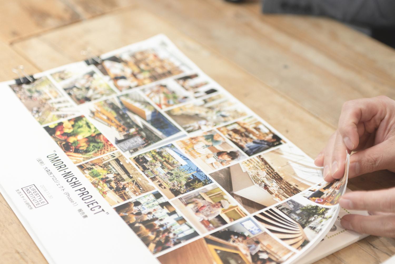 東京・大森に昨年完成したばかりの近隣型ショッピングセンター「machinoma」。建築計画や施設デザインのほか、ロゴデザイン、テナントの組み合わせ、周辺住民の市場調査などを生活デザイン研究所が担当した