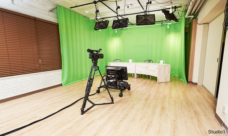 クーが所有する配信設備を完備した撮影スタジオ「LST -Live Streaming Tokyo-」