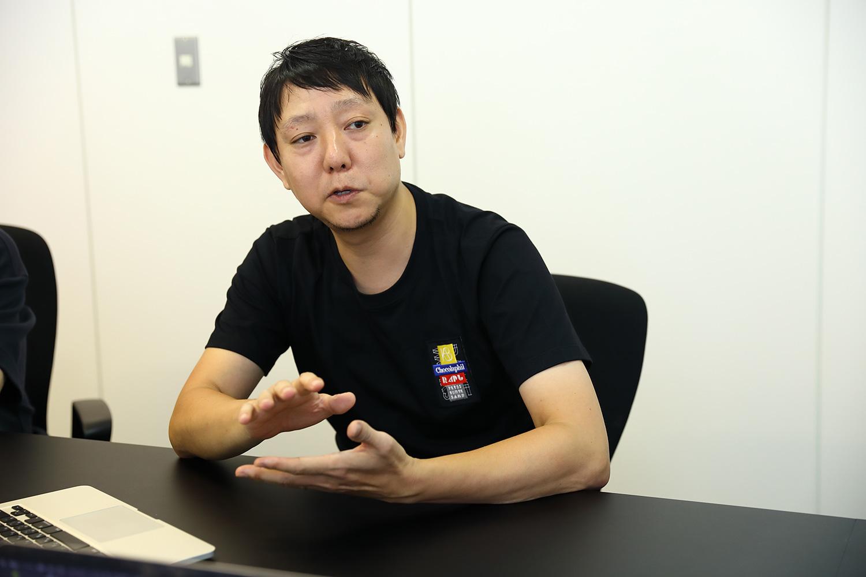 クリエイティブ部 WEBディレクターの小野澤慶さん