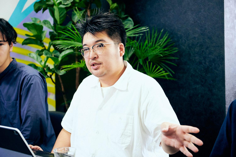 クリエイティブプロデューサーの関山カヅキさん